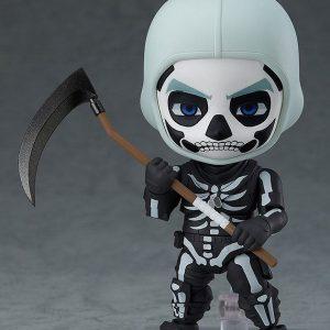 Fortnite Nendoroid Action Figure Skull Trooper Good Smile Company UK fortnite nendoroids UK fortnite cuddle team leader nendoroids UK