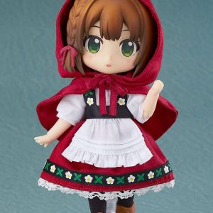 Original Character Nendoroid Doll Action Figure Little Red Riding Hood: Rose Good Smile Company UK Animetal nendoroid dolls UK