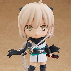 Fate/Grand Order Nendoroid Saber/Okita Souji Ascension Ver. Good Smile Company UK fate figures UK fate saber nendoroids UK Animetal