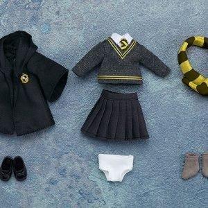Harry Potter Nendoroid Doll Figures Outfit Set (Hufflepuff Uniform - Girl) Good Smile Company UK harry potter doll outfit UK Animetal