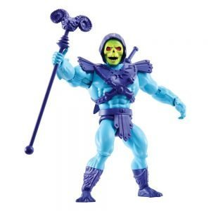 Masters of the Universe Origins Action Figure 2020 Skeletor Mattel UK Masters of the universe action figures UK skeletor figures UK Animetal
