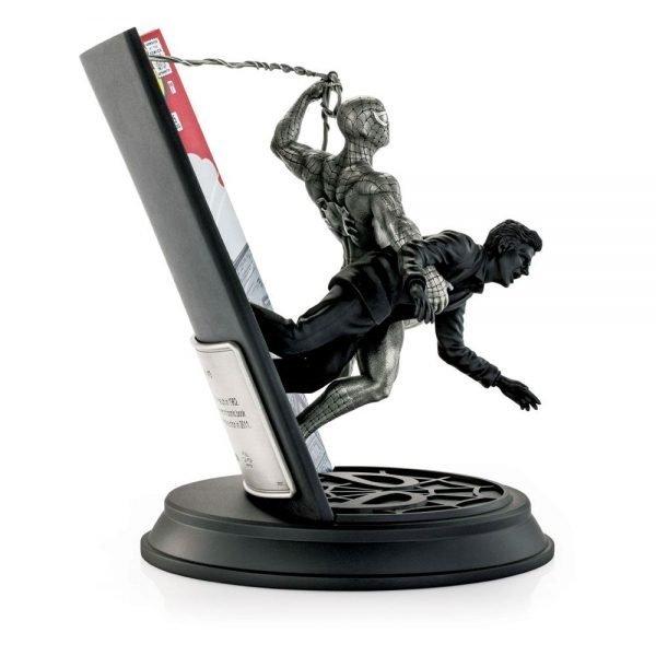 Marvel Pewter Collectible Statue Spider-Man Limited Edition 22 cm Royal Selangor UK marvel collectibles UK spider man figures UK animetal