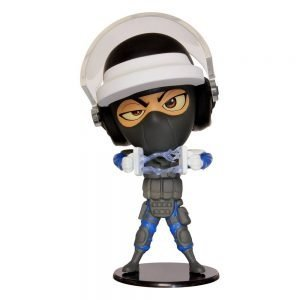 Rainbow Six Siege 6 Collection Chibi Figure Series 5 Doc 10 cm Ubisoft / UBICollectibles UK rainbow six figures UK rainbow six merchandise
