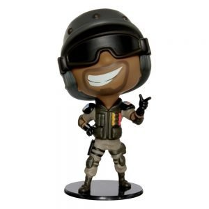 Rainbow Six Siege 6 Collection Chibi Figure Series 5 Castle 10 cm Ubisoft / UBICollectibles UK rainbow six figures UK rainbow six merchandise