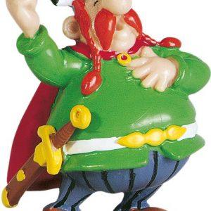 Asterix Figure Vitalstatistix the chief 6 cm Plastoy UK asterix figures UK asterix statues UK sterix mini collectible figure UK animetal