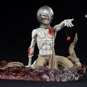 Berserk Griffith - The Fallen Hawk Resin Statue 1/6 Scale Limited Oniri Creations UK berserk griffith resin statue oniri creations UK animetal