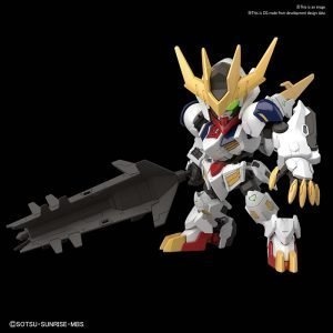 Gundam SD CROSS SILHOUETTE BARBATOS LUPUS REX Model Kit Bandai UK Gundam SD: SDCS : ASW-G-08 Gundam Barbatos Lupus Rex model kit UK animetal