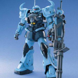 Gundam Master Grade: MS-07B3 GOUFCUSTOM Model Kit 1/100 Scale Bandai UK MG gundam model kits UK animetal master grade gundam model kits UK