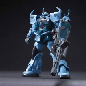 Gundam High Grade: Gouf Custom Model Kit 1/144 Scale Bandai UK gundam high grade model kits UK gundam HG model kits UK animetal