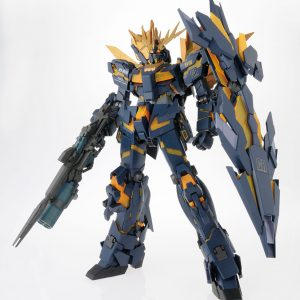 Gundam Perfect Grade: UNICORN RX-0 BANSHEE NORN Model Kit 1/60 Bandai UK PG gundam model kits UK animetal perfect grade gundam model kits UK