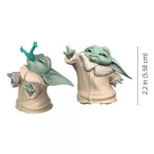 Star Wars Mandalorian Bounty Collection Figure 2-Pack The Child Froggy Snack & Force Moment UK star wars figures UK mandalorian figures UK
