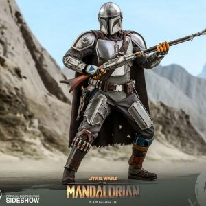 Star Wars The Mandalorian & The Child Action Figure 2-Pack 1/4 Scale Hot Toys UK star wars action figures UK mandalorian action figures UK Animetal