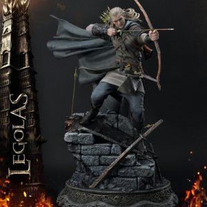 Lord of the Rings Statue 1/4 Legolas Bonus Version 75 cm Prime 1 Studio UK lord of the rings figures UK lord of the rings 1:4 scale statues UK
