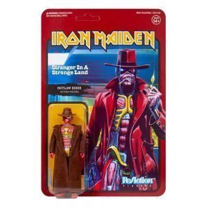 Iron Maiden ReAction Action Figure Stranger in a Strange Land (Single Art) UK iron maiden album cover action figure UK animetal