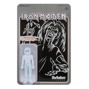 Iron Maiden ReAction Action Figure Twilight Zone (Single Art) 10 cm UK iron maiden action figures UK iron maiden merchandise UK animetal