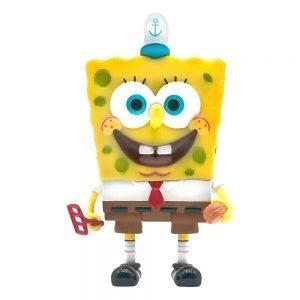 SpongeBob SquarePants ReAction Action Figure SpongeBob 10 cm Super7 UK SpongeBob SquarePants figures UK SpongeBob SquarePants merchandise UK