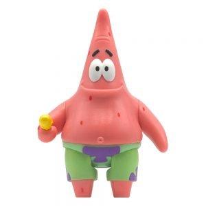 SpongeBob SquarePants ReAction Action Figure Patrick 10 cm Super7 UK SpongeBob SquarePants figures UK SpongeBob SquarePants merchandise UK