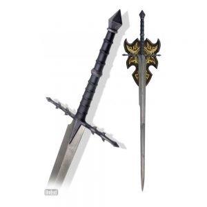 Lord of the Rings Replica 1/1 Sword of the Ringwraith 135 cm UK lord of the rings replicas UK lord of the rings full size sword UK animetal
