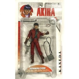 Akira PVC Figure Kaneda Shoutarou Spawn McFarlane Toys 2000 UK akira vintage figures UK akira kaneda figures UK akira mcfarlane figure UK Animetal