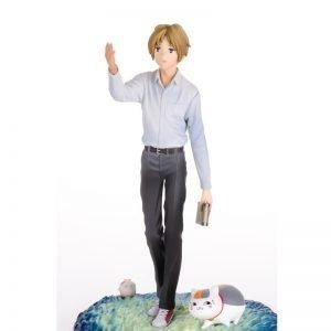 Natsume Statue Natsume Takashi & Madara Tribute Gallery Ichiban Kuji lottery prize B Banpresto UK natsume tribute gallery ichiban kuji figure UK Animetal