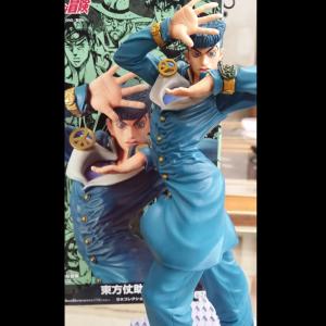 JoJo's Bizarre Adventure Statue Josuke Higashikata DX Vol. 3 banpresto UK jojo josuke figures UK jojo figures UK jojos anime figures UK Animetal