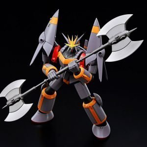 Aim for the Top! Gunbuster Plastic Model Kit Gunbuster Black Hole Starship Edition 24 cm Aoshima UK gunbuster model kits UK Animetal