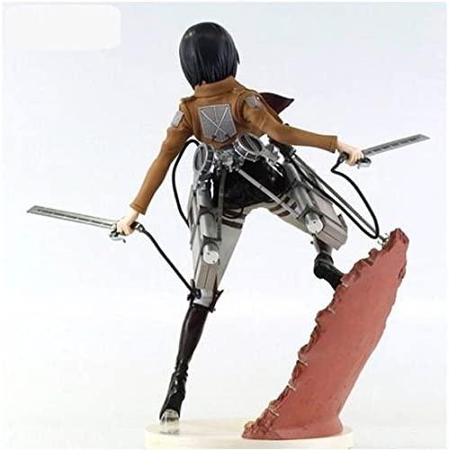 Attack on Titan Mikasa Ackerman Figure FuRyu ~ Animetal ...
