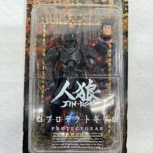 Jin-Roh: The Wolf Brigade Action Figure Fuse Kazuki Protect Gear Ver. Kaiyodo UK jin roh action figures UK jin roh protect gear figures UK Animetal