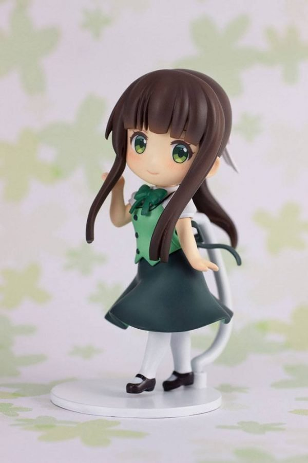 Is the Order a Rabbit Bloom PVC Statue Chiya Plum UK Is the Order a Rabbit figures UK Is the Order a Rabbit Chiya figures UK Animetal