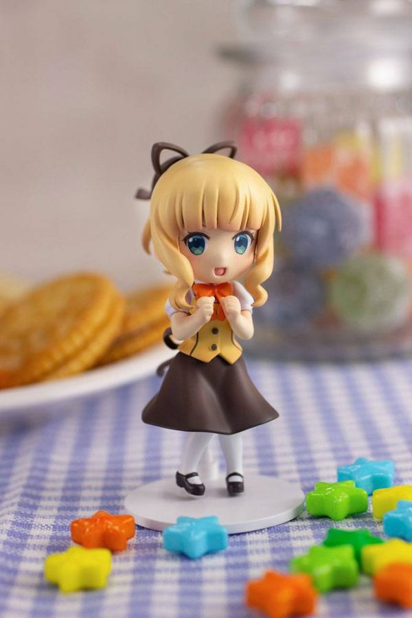 Is the Order a Rabbit Bloom PVC Statue Syaro Plum UK Is the Order a Rabbit figures UK Is the Order a Rabbit plum figures UK Animetal
