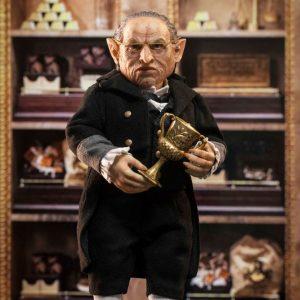 Harry Potter My Favourite Movie Action Figures 1/6 Gringotts Head Goblin & Griphook Star Ace Figures UK harry potter griphook figures UK
