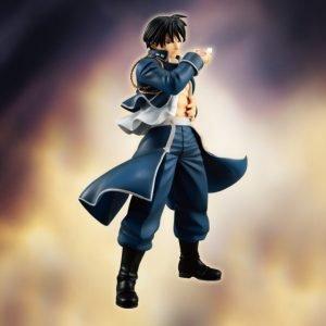 Fullmetal Alchemist Roy Mustang Special Figure Another Ver. Furyu UK fullmetal alchemist roy mustang figure furyu UK FMA figures UK Animetal