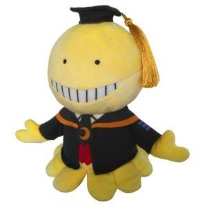 Assassination Classroom Plush Figure Koro Sensei 25 cm Assassination Classroom plushie UK Assassination Classroom korosensei plushie UK Animetal