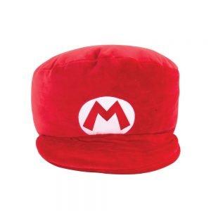Mario Kart Mocchi-Mocchi Plush Figure Mario Hat 18 cm UK mario kart plushie UK mario kart plush UK mario kart mario hat plush figure UK Animetal