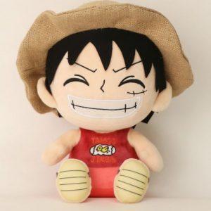 One Piece Plush Figure Luffy 25 cm UK One Piece plushie UK One Piece plush UK One Piece monkey d luffy plush figure UK Animetal