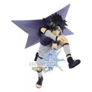 Naruto Shippuden Vibration Stars Statue Uchiha Sasuke 18 cm Banpresto UK naruto shippuden sasuke figures UK naruto figures UK naruto sasuke figure UK Animetal