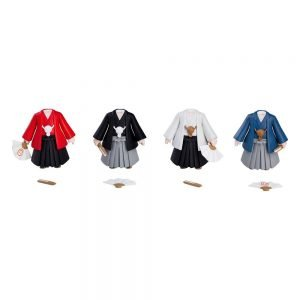 Nendoroid More 4-pack Parts for Nendoroid Figures Dress-Up Coming of Age Ceremony Hakama Good Smile Company UK Animetal