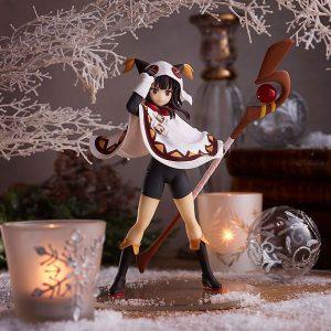 KonoSuba: Legend of Crimson Pop Up Parade PVC Statue Megumin Winter Ver. Good Smile Company UK konosuba megumin pop up parade figure UK Animetal