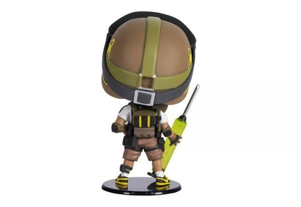 Rainbow Six Siege 6 Collection Chibi Figure Series 6 Lesion 10 cm Ubisoft / UBICollectibles UK Rainbow Six figures UK Rainbow Six lesion figure UK Animetal
