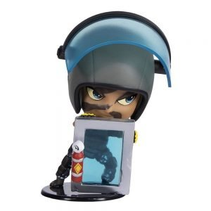 Rainbow Six Siege 6 Collection Chibi Figure Series 6 Mira 10 cm Ubisoft / UBICollectibles UK Rainbow Six figures UK Rainbow Six mira figures UK Animetal
