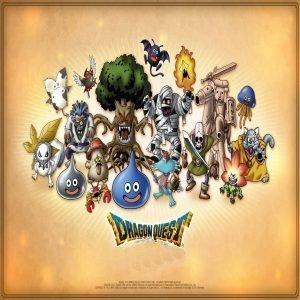 Dragon Quest Figures