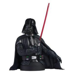 Star Wars Episode IV Bust 1/6 Darth Vader 15 cm Gentle Giant UK star wars darth vader bust UK star wars busts UK darth vader bust UK Animetal