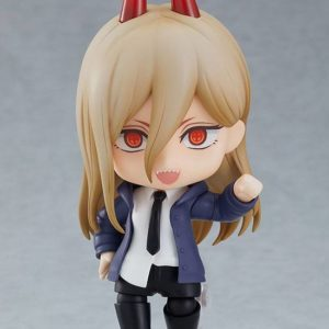 Chainsaw Man Nendoroid Action Figure Power 10 cm Good Smile Company UK chanisaw man power nendoroid UK chainsaw man nendoroids UK Animetal