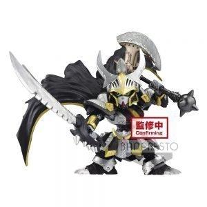 SD Gundam PVC Statue Dark Knight Gundam Mk-II Round Table 18 cm Banpresto UK gundam figures UK gundam model kits UK Animetal