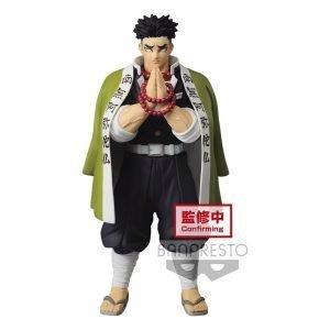 Demon Slayer Kimetsu no Yaiba PVC Statue Gyomei Himejima 20 cm Banpresto UK demon slayer figures UK kimetsu no yaiba Gyomei Himejima figure UK Animetal