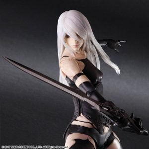 NieR Automata Play Arts Kai Action Figure A2 (YoRHa Type A No. 2) 25 cm Square Enix UK nier automata figures UK nier automata yorha a2 figure UK Animetal