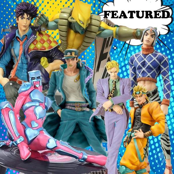 Jojo Figures UK Animetal