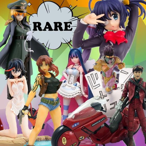 Rare Anime Figures UK