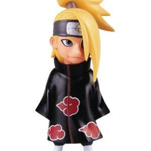Naruto Shippuden Mininja Mini Figure Deidara Series 2 Exclusive 8 cm Toynami UK naruto figures UK naruto deidara figures UK Animetal