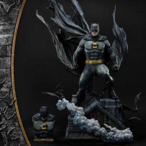 DC Comics Statue Batman Detective Comics #1000 Concept Design by Jason Fabok DX Bonus Ver. 105 cm Prime 1 Studio UK batman statue prime 1 studio UK Animetal